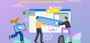 What is the answer to that question, and what is it that you should be looking out for when you are looking into which website builder to use for your new project?